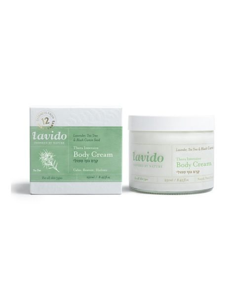 Lavido Thera Intensive Body Cream 8.45oz