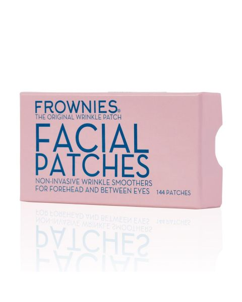 Frownies Facial Patches Wrinkle Smoothers for Forehead & Between Eyes 144 patches