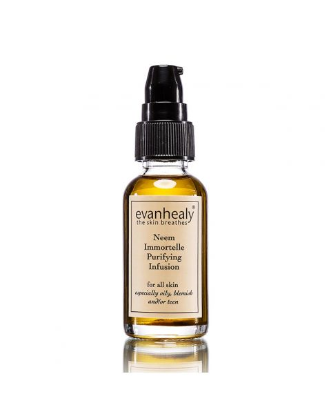 evanhealy Neem Immortelle Purifying Infusion 1oz