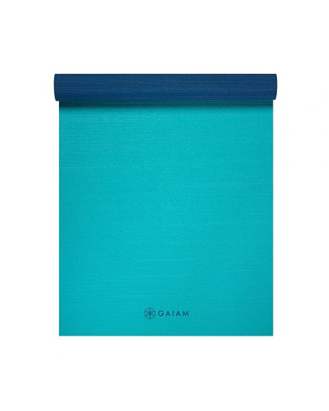 Gaiam 2-Color Open Sea Yoga Mat 3mm