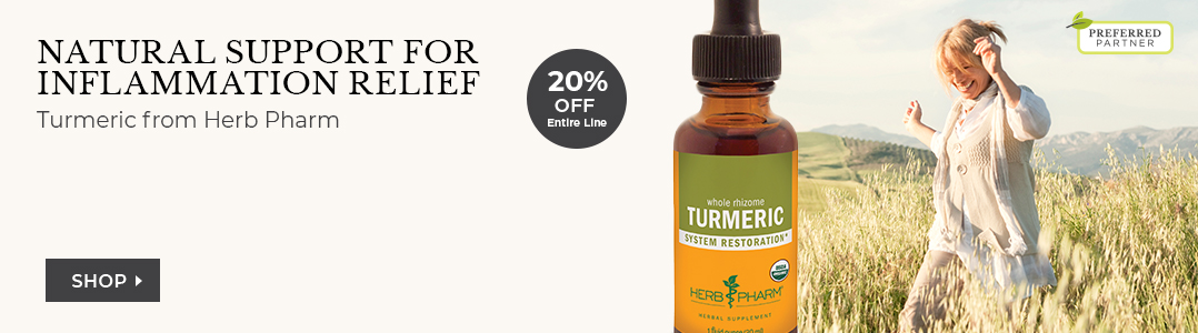 Shop Turmeric from Herb Pharm