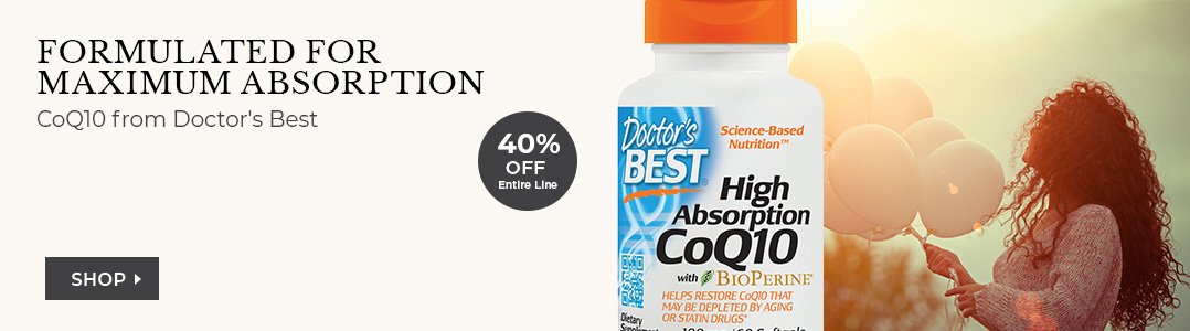 Doctor's Best CoQ10