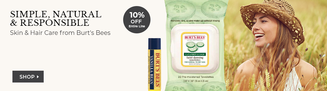 Burt's Bees Skin and Hair Care