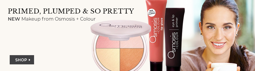 New Makeup from Osmosis + Colour