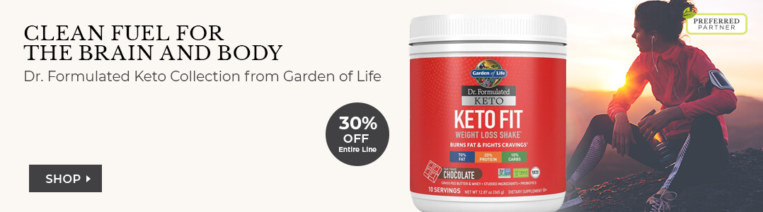 Garden of Life KETO FIT