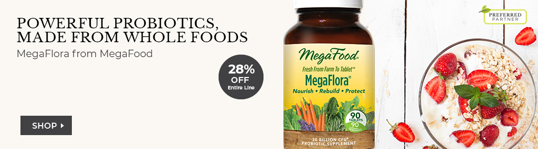 Powerful probiotics, made from whole foods