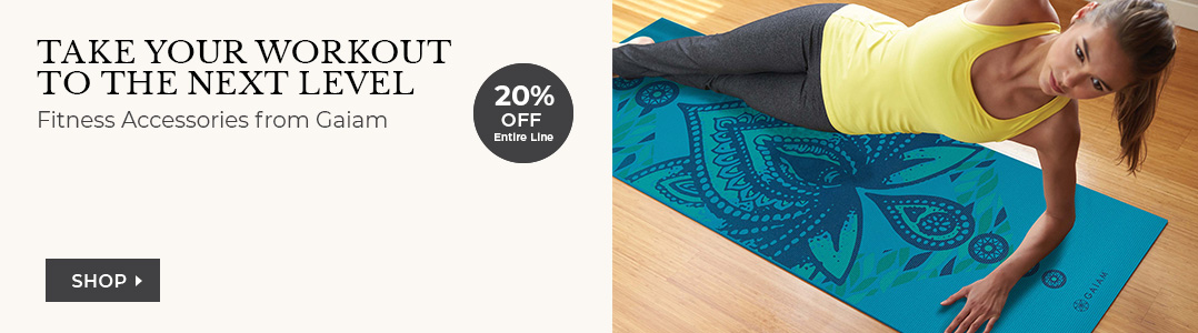 Shop Gaiam