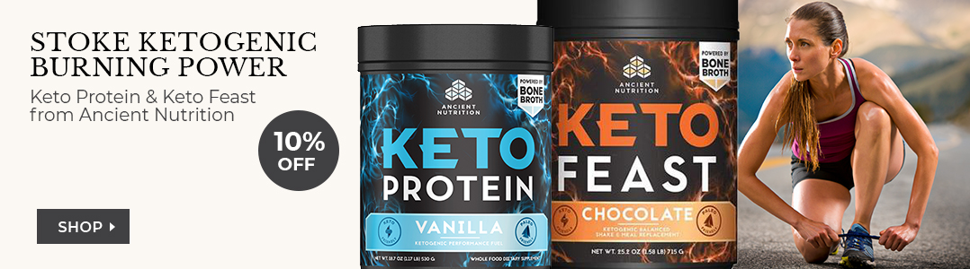 Ancient Nutrition Keto Collection