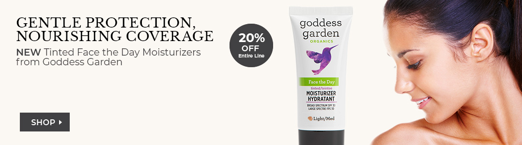 Gentle protection, nourishing coverage