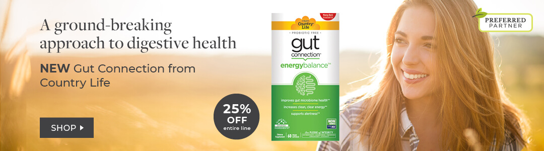 Shop Country Life - Energy Balance - 25% OFF