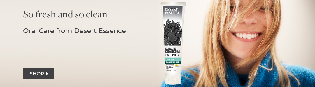 Shop Desert Essence for Activated Charcoal