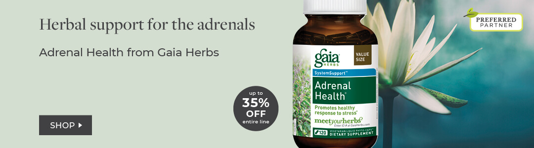 Shop Gaia Herbs for 35% Off