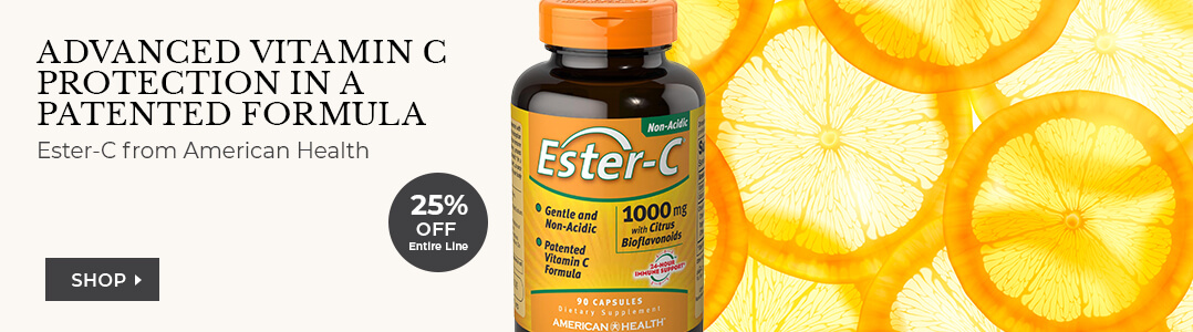 Shop Vitamin C from American Health - 30% Off
