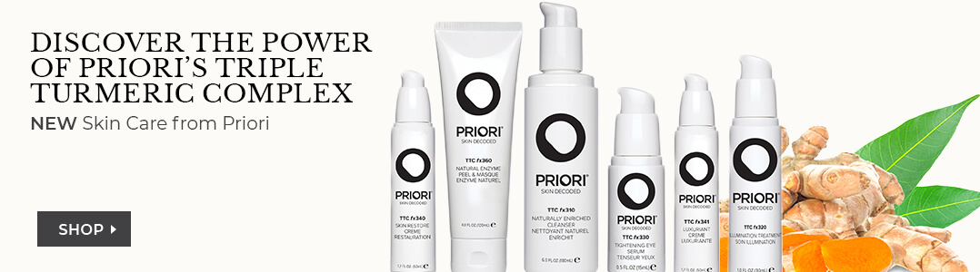 Brand new - Priori Skincare on Pharmaca