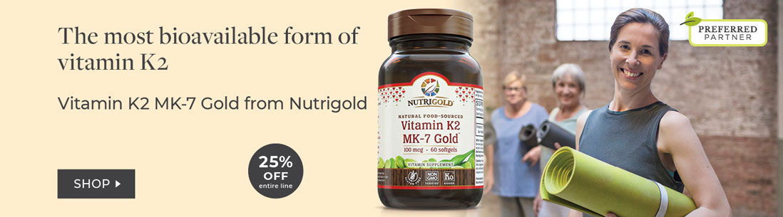 Shop Nutrigold Vitamin K2