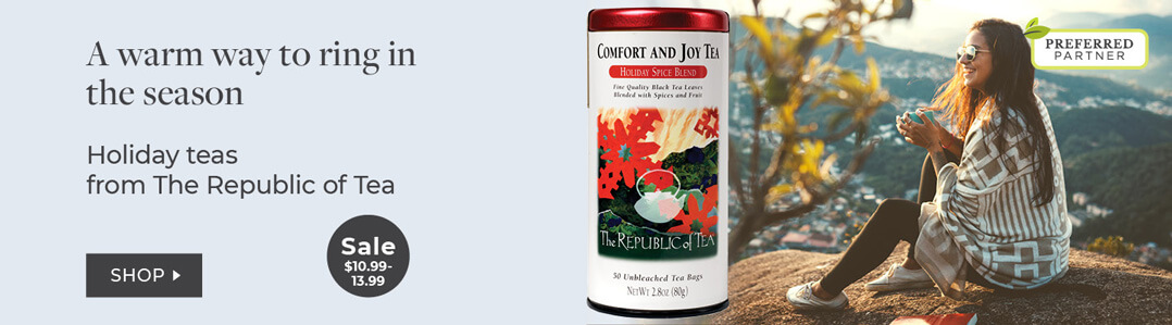 The Republic of Holiday Herbal Teas