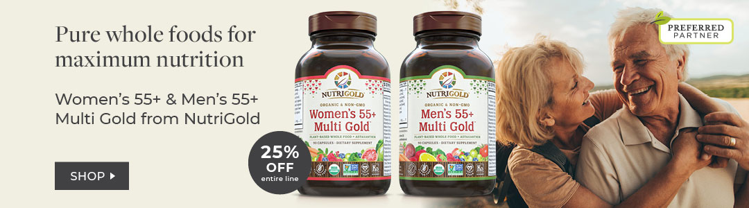 Nutrigold Womens 55+
