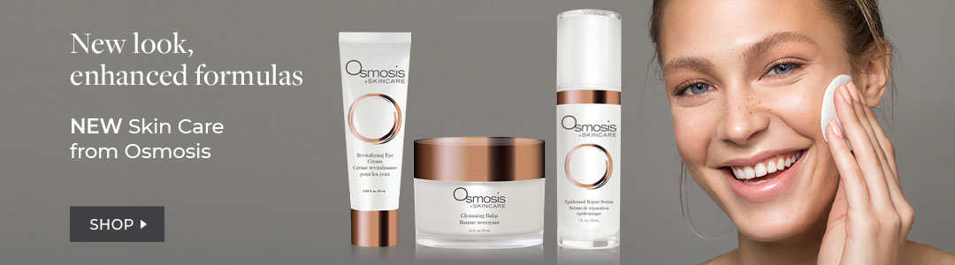 Shop OSMOSIS - New Packaging