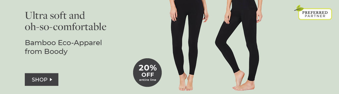 Shop leggings from Boody