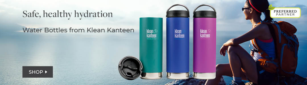 Shop Klean Kanteen Water Bottle