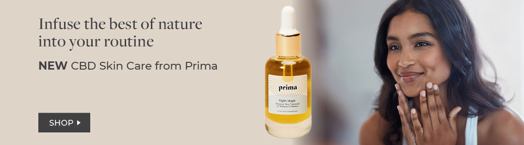 CBD Oil from Prima