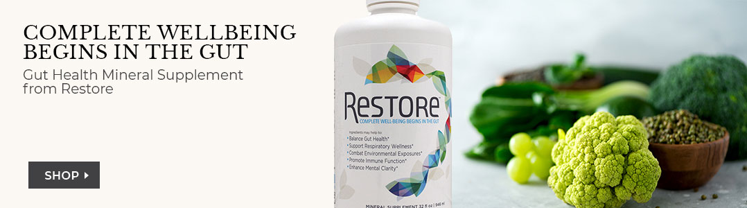 Digestion Support from Restore 4 Life