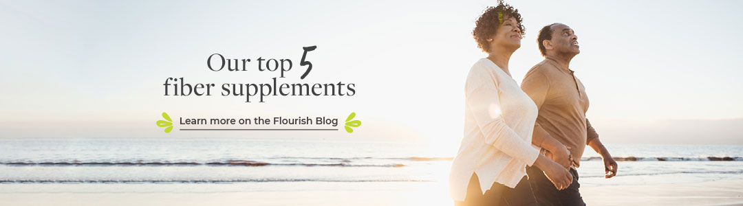 Read on our blog - Our top 5 fiber supplements