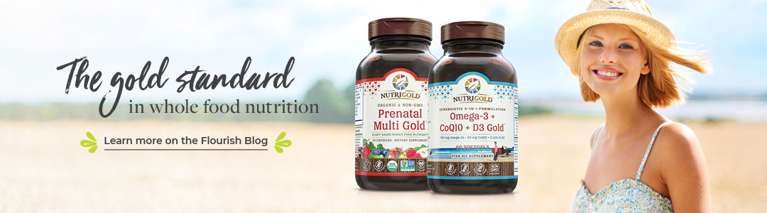 Read on our blog - the gold standard in nutrition from NutriGold