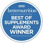 Bluebonnet Better Nutrition Magazine Award