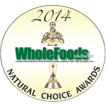 Bluebonnet Whole Foods Magazine Award