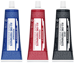 Dr. Bronner's All One Toothpaste
