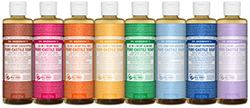 Dr. Bronner's Pure-Castile Soaps