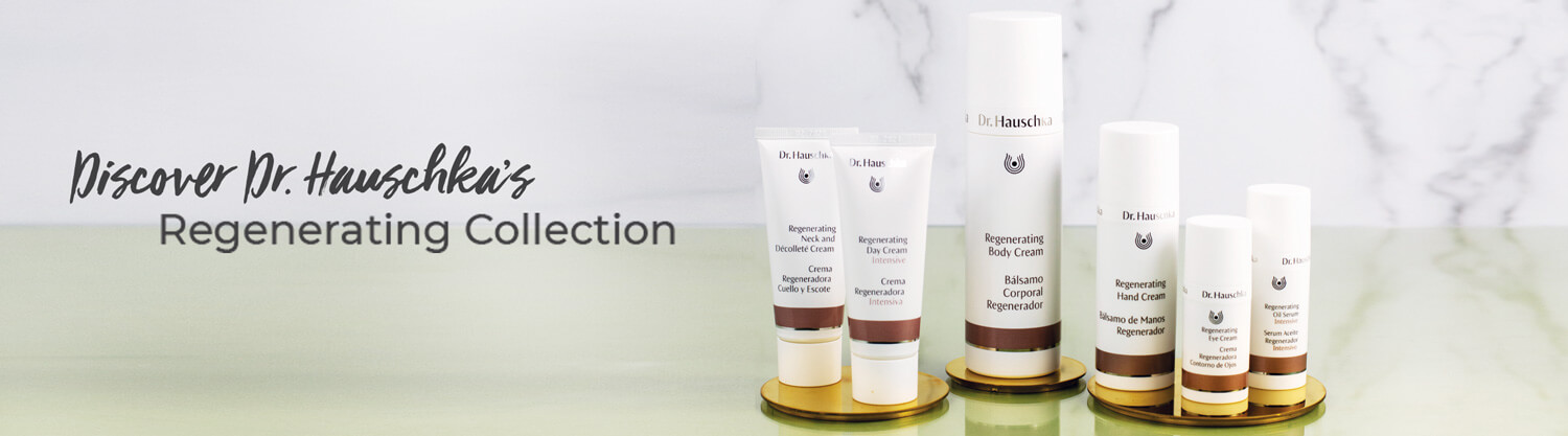 Dr. Hauschka New Regenerating Products