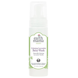 Earth Mama Calming Lavender Baby Washj