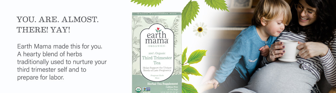 Earth Mama herbal blends