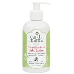 Earth Mama Non-scents Baby Lotion