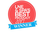 LNE & Spa Best Eye Treatment Awards Badge