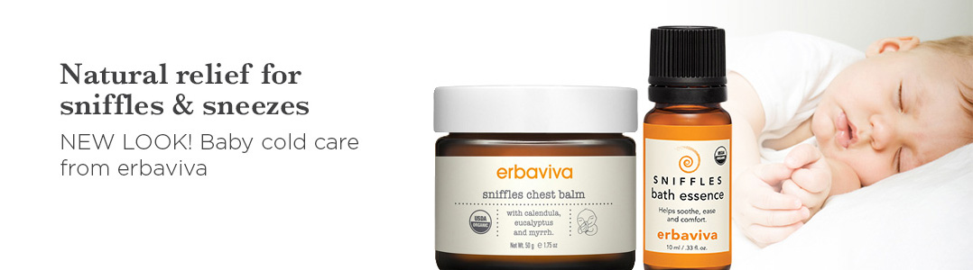 ERbaviva natural relief for sniffles and sneezes