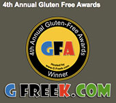 GFreek.com Award Badge