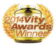 Vity Awards Badge