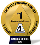 Consumer Lab Award Badge