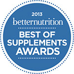 Better Nutrition Award Logo