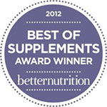 Better Nutrition Award Badge