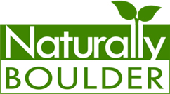 Naturally Boulder Awards Badge