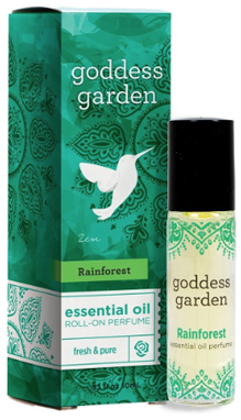 Goddess Garden Essential Oil Perfume