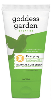 Goddess Garden Mineral Sunscreens