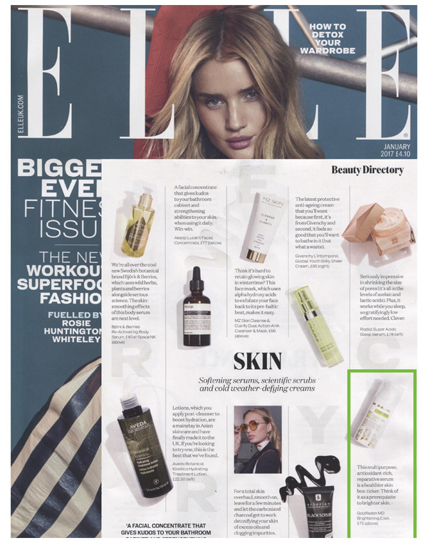 Big Picture of Elle Article
