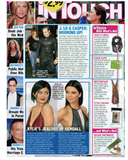 Goldfaden MD in InTouch Weekly Magazine