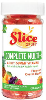 Hero Nutritionals Adult Gummy Slice of Life