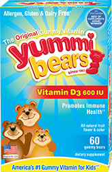 Hero Nutritionals Original Children's Gummy Vitamin